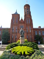 Smithsonian Institution Building by 44NATHAN