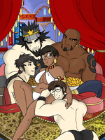 My Own Harem by NanaRamos