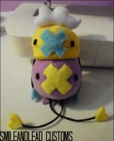 Drifloon In A Drifloon Hat by SmileAndLead