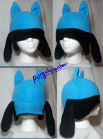 Custom Hat: Riolu by PurgatorianHeir