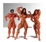 3musclesbeauts by sgcaio