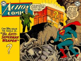 Action Comics 177 by Superman8193