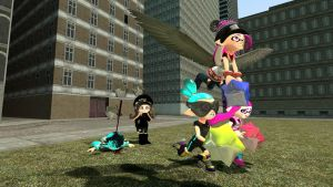 [The Return of Shadow Squid]Major Octoling Attack by Shadowsniper2251