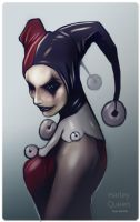 Harley Quinn by juliodelrio