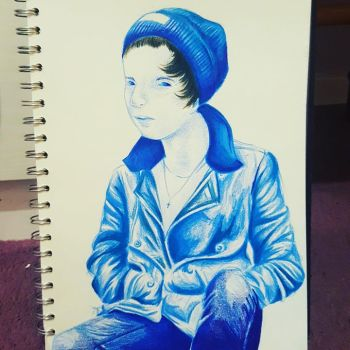 The Vamps Brad by paper-violet