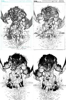 ManifestDestiny cover PROCESS by RyanOttley