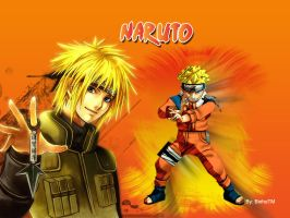 Naruto Wallpaper 1.0 by BinhoTM