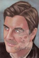 Chris Noth Portrait by xMarieDx
