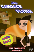 Candace Flynn DVD Cover by toongrowner