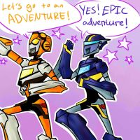 TFA: EPIC adventure by Forest-Queen