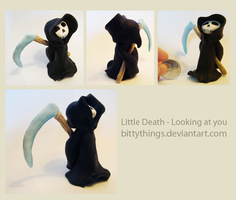 Little Death - Looking at You - SOLD by Bittythings