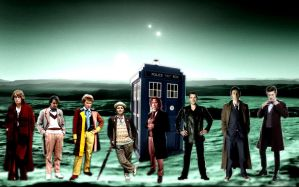 The 50th Anniversary Special (As It Ought To Be) by conjob1989
