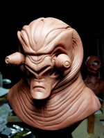 Finished Demata sculpt by barbelith2000ad