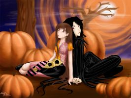 As Jack and Sally by Mila-Valentine