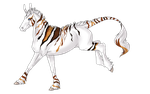 Wild Mountain Equid: Sherlock by horsy1050