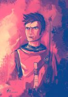 Tenth Doctor by Super-Furet