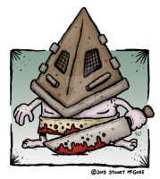 Pyramid-head by stuartmcghee