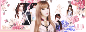 Park Bom by sehun-unkedisi