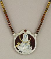 Isis, Egyptian Goddess of Magic by KellyMorgenJewelry