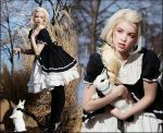 White Rabbit by silvergrey