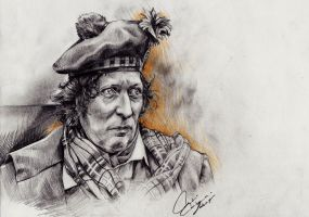Fourth Doctor by Coconut-CocaCola