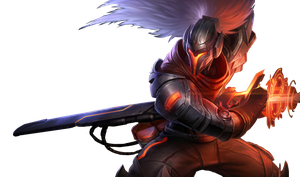 Project Yasuo Render by lextranges