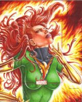Marvel 70th AP 1 Phoenix by Dangerous-Beauty778