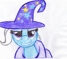 The great And Powerful Trixie by Daring-Dash-Hoof