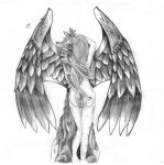 winged love deviant id by mastersilverwolf