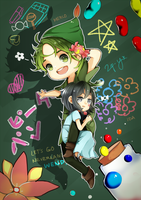 Let's fly to Neverland by 2p-yx
