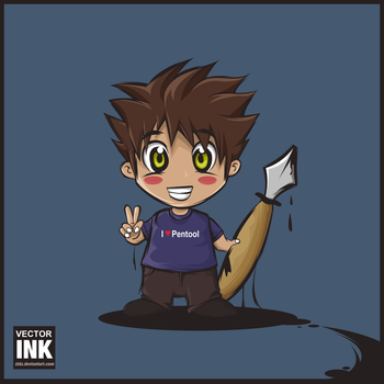 vector ink by zldz