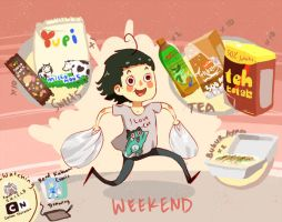Avengers - 032 Loki's Weekend by Yousachi
