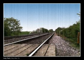 The Long Track by Raymate