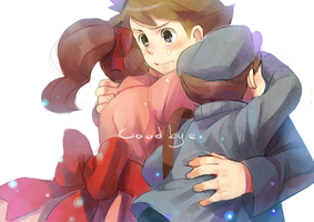 he deserves a group hug by reka-chan