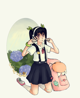 Mayoi :at: by calendae