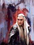 Thranduil - The battle of the five armies by Namecchan
