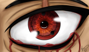 Sharingan by aca985