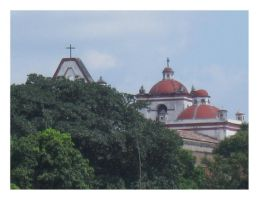 Chiapa de Corzo, church 1 by hotuko