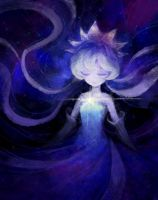 Monlight Magician by chalii