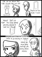 Far from the Tree - Page 9 by JezMM