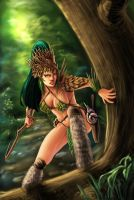Amazon Scout by dylanliwanag