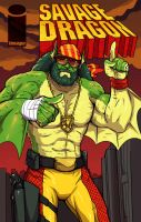 Very Savage Dragon by RaJoMu