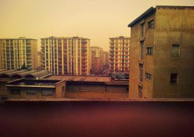 From the hospital by MonicaYar