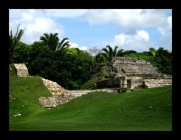 Mayan Ruins Belize 3 by penguinluv4ever