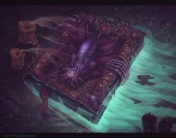 Cthulhu`s Book by Azot2015