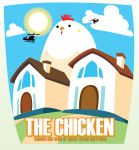The Chicken by joanna-tsui