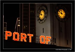 Port of San Francisco by JordanWalker