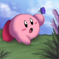Kirby's Day Out by ShinyRaupy
