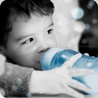 Bottle by jacqui-kate