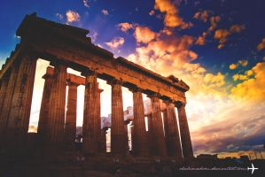 Ancient Greece by shalimahsm